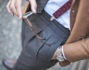 Double-pleated-trousers-flannel-gray-grey-menswear-bespoke-dudes-fabio-attanasio-menswear